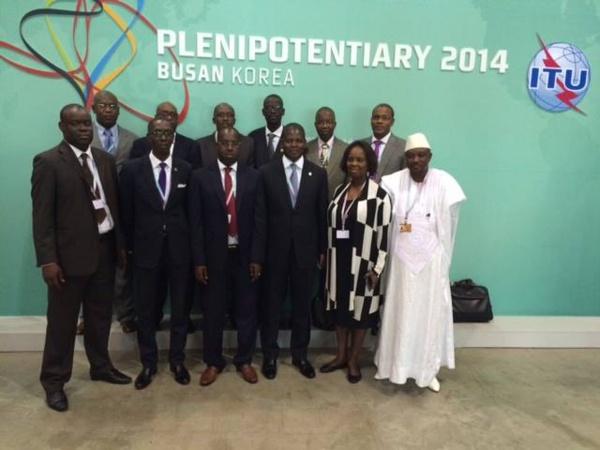 Le Sénégal réélu au sein du conseil de l'UIT
