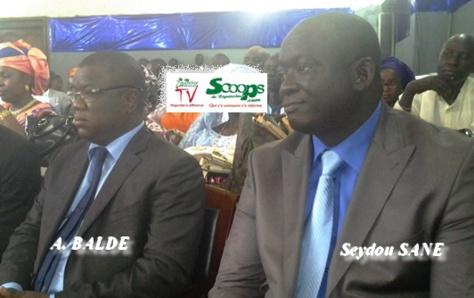 Seydou Sané élu nouveau président du Casa Sports