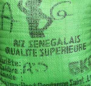 Macky Sall : «Nous allons taxer très fortement le riz importé»