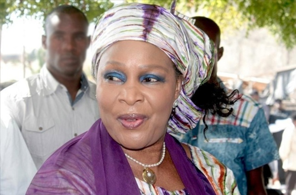 Aïda Ndiongue cherche encore une LP