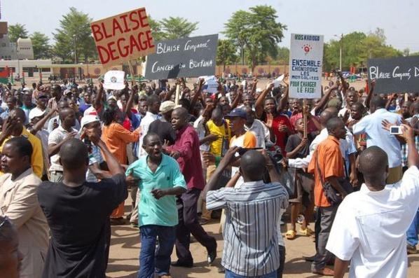 Journée de colère à Ouagadougou contre la réforme constitutionnelle