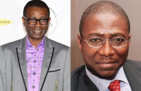 La lune de miel entre Jean Louis Ekra et Youssou N'Dour