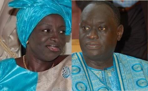 Mimi Touré ignore Me El Hadji Diouf et le renvoie à ses cours de 1ère année de Droit