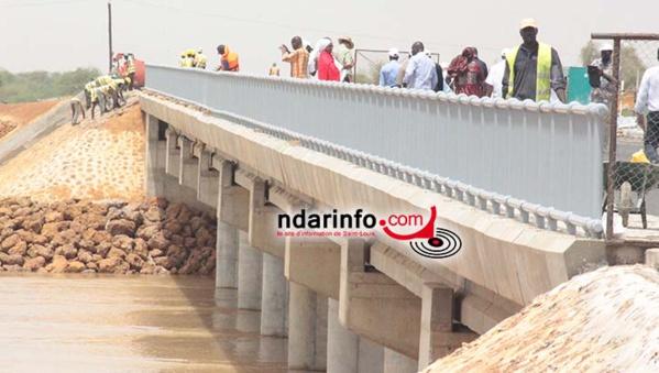 Inauguration du pont de Ndioum : Un pont de 7,8 milliards pour décloisonner l'Ile à Morphil