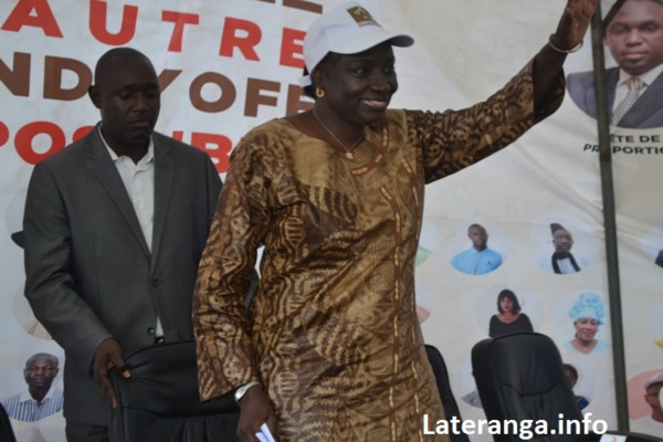 Aminata Touré parle: «Je ne regrette rien de ce que j'ai fait en tant que ministre et Premier ministre, j'assume tout»