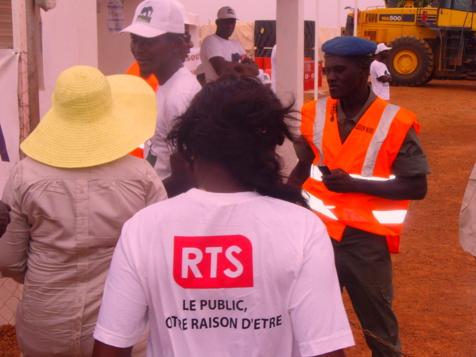 Matam: Le Questeur Daouda Dia et son frère Harouna ont réussi le pari de la mobilisation