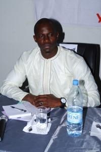 """Oumar Badiane, frangin de Marième Badiane, répond au griot de Macky Sall : """"Farba Ngom est le plus grand voleur de l'histoire du Sénégal. Il roule sur de l'or, alors qu'il n'a aucune profession"""""""