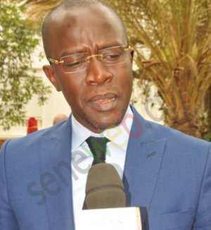 Yakham Mbaye, nouveau membre de l'Apr
