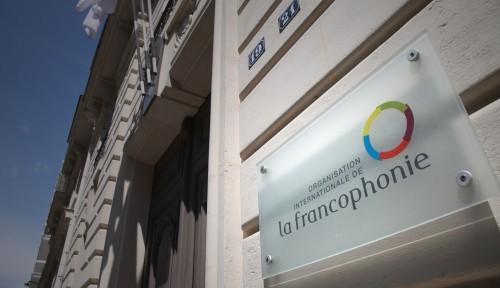 Sommet de la Francophonie  : Des militants du Pds manifestent devant le siège de l'institution à Paris
