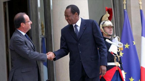 Document: La lettre de François Hollande à Blaise Compaoré le mettant en garde contre la révision constitutionnelle