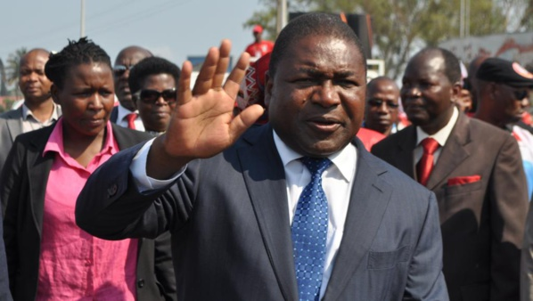 Mozambique: Filipe Nyusi élu président