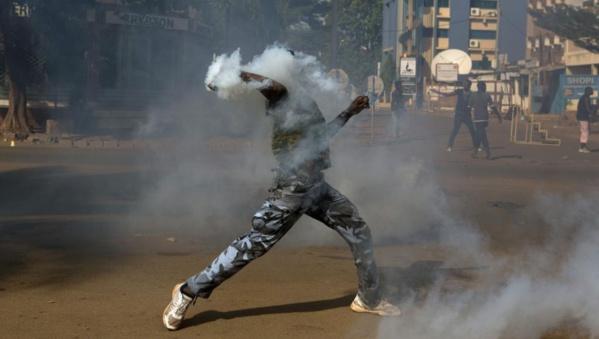 Burkina Faso: «Il n'est pas recommandé que l'armée arrive au pouvoir»