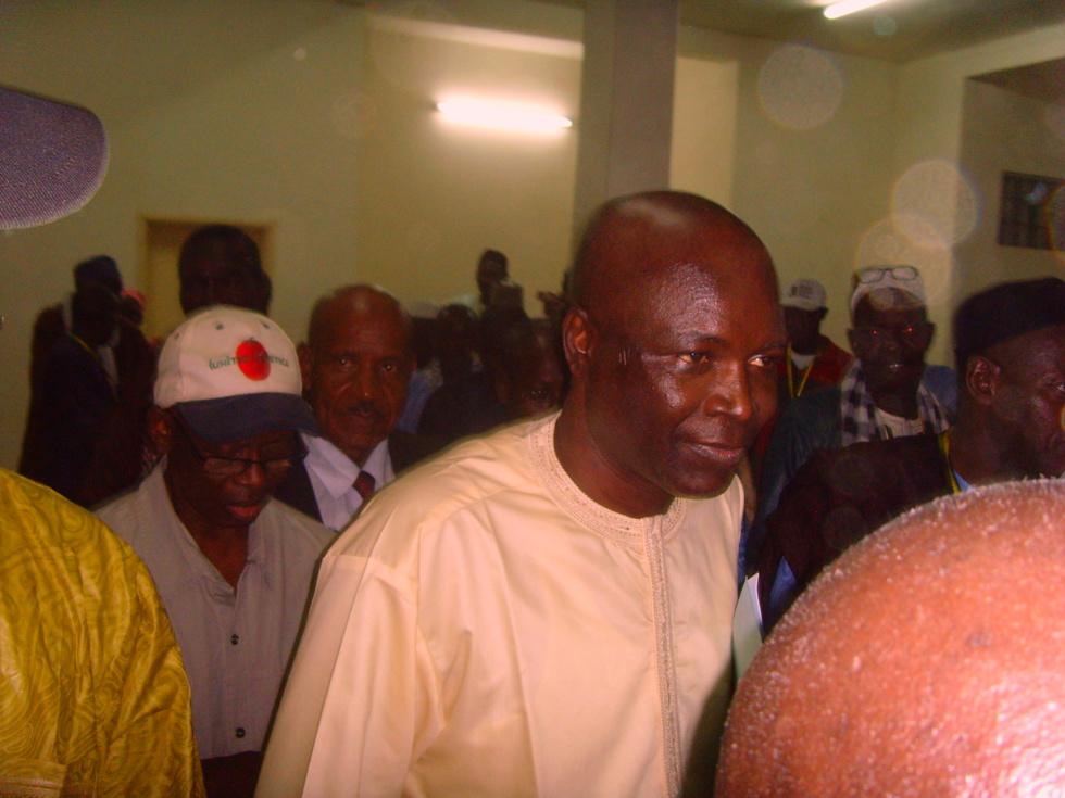 """Situation insurrectionnelle au Burkina Faso : """"La communauté sénégalaise n'est pas touchée par les événements"""", assure Harouna Dia"""
