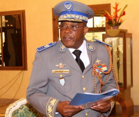La déclaration du Général Nabéré Honoré Traoré, nouveau chef de l'Etat du Burkina Faso