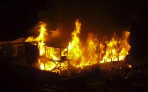 Incendie à Kolda : des centaines de millions partis en flamme