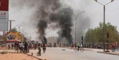 Un drôle de message posté sur le site de l'aéroport de Ouagadougou : Une blague ?