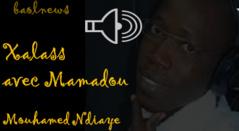 Xalass du lundi 03 novembre 2014 - Mamadou Mouhamed Ndiaye