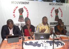 """Me Guy Hervé Kam du """"Balai citoyen"""": """"Nous nous sommes inspirés fortement du mouvement Y'en a marre"""""""
