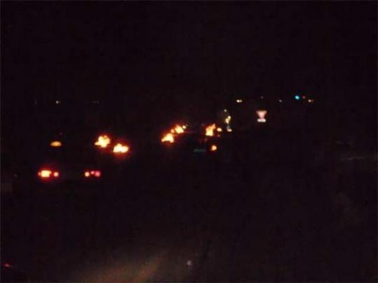 Plusieurs quartiers de Dakar sans électricité