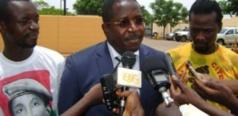 "Me Guy Hervé Kam du ""Balai citoyen"" du Burkina Faso : ""L'Union africaine ne mérite aucun respect"""