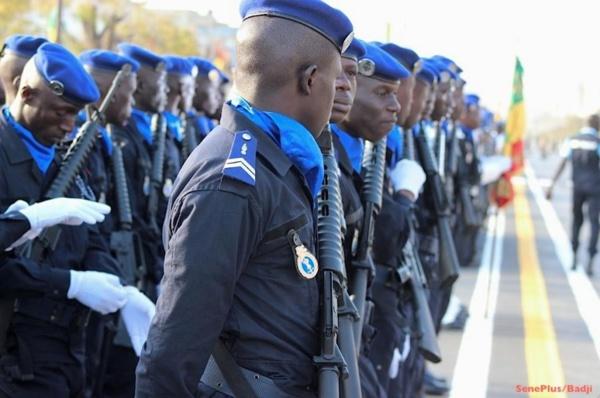 Ebola bloque à Dakar 140 gendarmes sénégalais