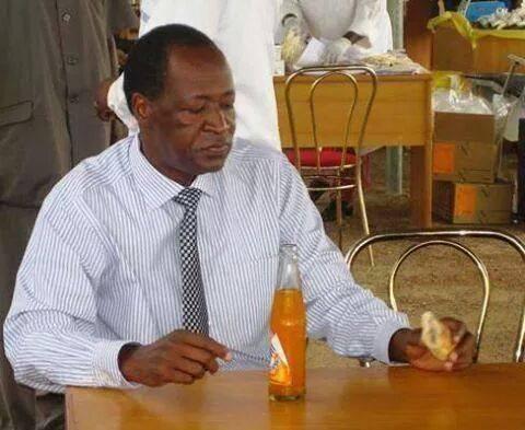« Blaise Compaoré pourra rester en Côte d'Ivoire tant qu'il le veut », tranche Alassane Ouattara