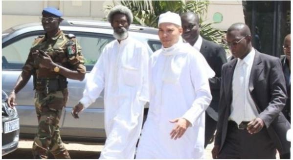 """Direct-Procès Karim Wade : """"Président, laissez-nous désarçonner le témoin, on est là pour ça"""" Me Seydou Diagne"""