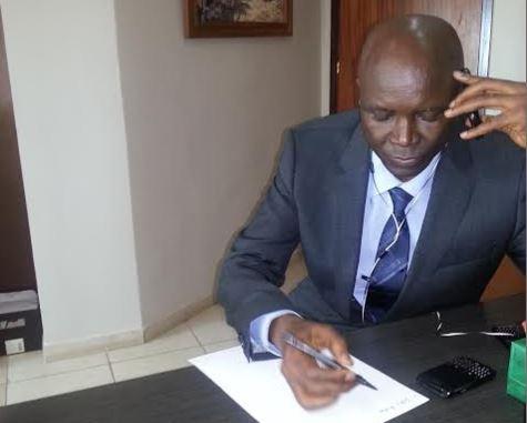 Ouagadougou : Harouna Dia est dans la délégation du Président Macky Sall