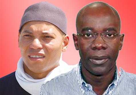 """Procès de Wade-fils - Cheikh Tidiane Ndiaye déballe: """"Le jour où Karim a eu le courage de se mettre devant moi..."""""""