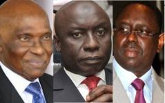 Hommes politiques et réseaux sociaux : Wade devant Macky, Idy et Tanor