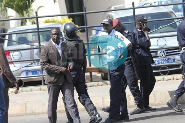 Procès Bachir Diawara : Le Parquet requiert 6 mois ferme
