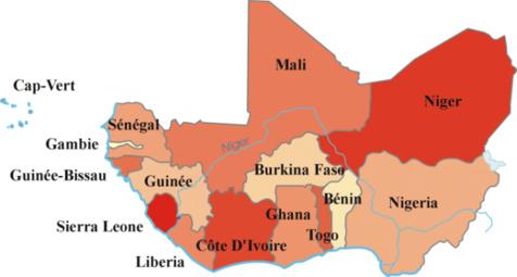 Malgré la menace d'Ebola, la Cedeao ordonne la réouverture de toutes les frontières