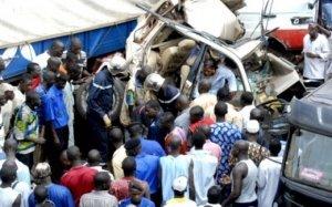 Accident sur l'axe Dahra-Touba : 3 morts et plusieurs bléssés
