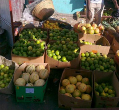 DAKAR – RUE SANDINIERY Vers une «pénurie» de produits made in Guinée