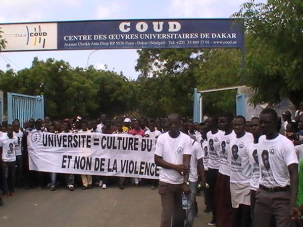 """""""Responsabilités du mouvement étudiant face aux crises de l'école sénégalaise""""  Par Moctar Sourang"""