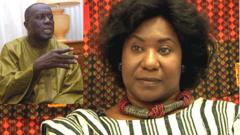 """Landing Savané, Aj/Pads Authentique : """"Comment j'ai convaincu Blaise de laisser Mariam Sankara quitter le pays"""""""