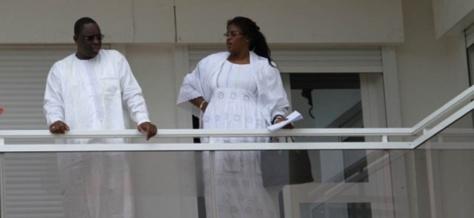 Macky Sall: « Marième Faye m'a soutenu nuit et jour, publiquement et en privé »