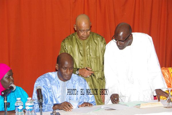 Thierno Lô : «C'est Macky Sall qui nous a appelés pour que nous puissions l'accompagner»