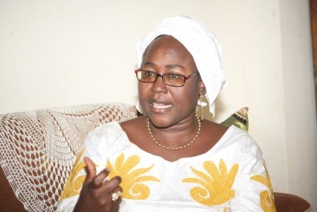 Interdiction de manifester : Les femmes de BBY soutiennent le gouverneur de Dakar