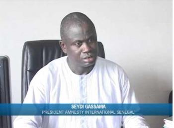 """Seydi Gassama sur la manif' de l'opposition : """"S'il y a mort d'homme, Macky Sall et Abdoulaye Daouda Diallo seront tenus pour responsables"""""""