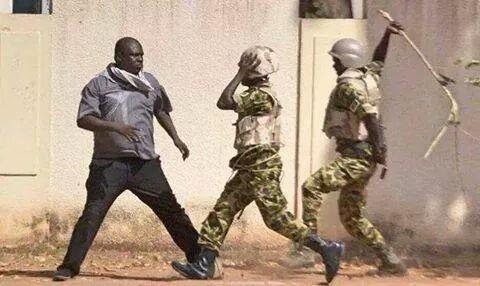 Burkina Faso: Lassina Sawadogo, un des héros de la révolution Burkinabé «si c'était à refaire»
