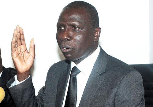 CREI - Alioune Ndao relevé pour insubordination !