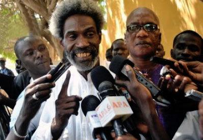 """Me Ciré Clédor Ly, avocat de Karim Wade :  """"Je me sens très triste et solidaire avec Alioune Ndao, il a été trahi"""""""