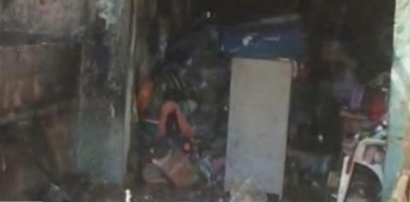 Thiès, marché Moussanté : un incendie ravage plus de 10 cantines, une perte de plusieurs millions…