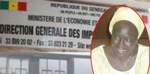 Direction des Impôts : Seynabou Niang défenestrée, les dessous d'un vrai-faux limogeage