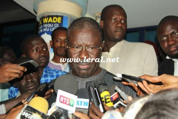 Départ de Alioune Ndao: Babacar Gaye exige la libération de Karim Wade