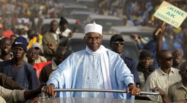 Abdoulaye Wade arrive ce vendredi