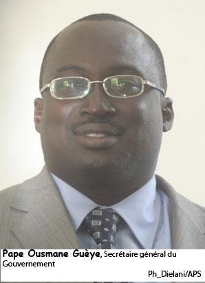 Douanes : Papa Ousmane Guèye aux commandes
