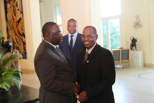 "Sidy Lamine Niasse à Macky Sall: ""On n'est pas des ennemis"""
