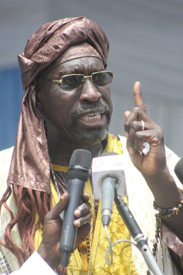 """Audio - Abdoulaye Makhtar Diop : """"Que Macky Sall ne donne pas à l'opposition l'occasion de l'attaquer facilement"""""""